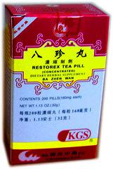 ba zhen wan (Restorex Tea Pill)